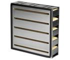 051800-000 by RACOR FILTERS - ELEMENT,PRIM AIR CLNR,FARR 051
