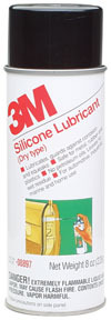 8897 by 3M - Silicone Lubricant (Dry Type) 08897