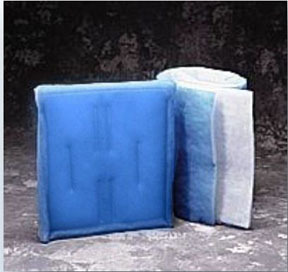 CT10 by AIR FILTRATION CO., INC. - 4'x9' Custom Tacky Blanket Filter