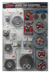20019-3 by ATD TOOLS - POWER TOOL ACC DISPLAY DROP SH