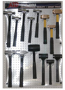 20023-3 by ATD TOOLS - ATD HAMMER DISPLAY DROP SHIP