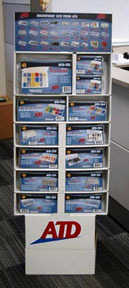 398 by ATD TOOLS - DISPLAY FIXTURE