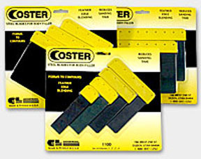 """1100-4 by GL ENTERPRISES - COSTER STEEL 4"""" SPREADER PACK"""