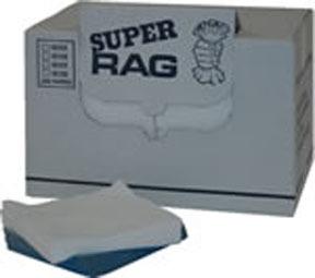 """93139 by MDI WIPES - SUPER RAG 13X16"""" 1/4F 300/CS"""