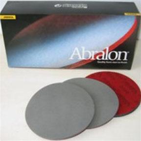 """8A-241-4000 by MIRKA ABRASIVES - 4000 Grit Abralon® 6"""" Discs"""