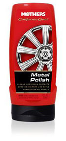 05112 by MOTHERS WAX & POLISH - California Gold® Metal Polish