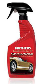 08224 by MOTHERS WAX & POLISH - CAL GOLD SHOWTIME 24 OZ.