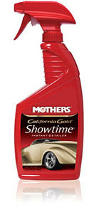 08216 by MOTHERS WAX & POLISH - Showtime® Instant Detailer 16 oz.