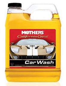 05664 by MOTHERS WAX & POLISH - CA GOLD CAR WASH 64OZ