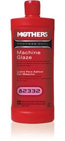 82332 by MOTHERS WAX & POLISH - Machine Glaze, Qt.
