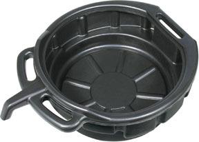 75-762 by PLEWS - Pan, Drain, Plastic, 4-Gallon