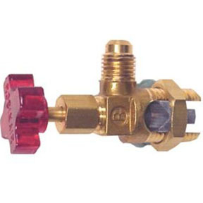 40288 by ROBINAIR - LINE PIERCING VALVE, 4 SIZES