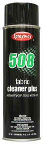 508 by SPRAYWAY - Fabric Cleaner Plus