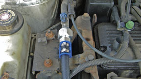 AC1387 by SUR&R AUTO PARTS - Deluxe A/C Line Repair Kit