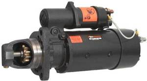 91-01-4296 by WILSON HD ROTATING ELECT - STARTER