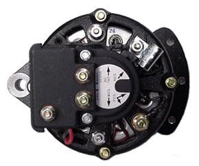 RA405005X by HALDEX - Remanufactured Thermo-King Alternator for Motorola 8EK Application