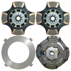 "RC018EZKX by HALDEX - 15-1/2"" Spicer Type Clutch Pack"