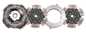 "RC892520EZX by HALDEX - 15-1/2"" Spicer Type Clutch Pack"