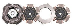 """RC892525HEZX by HALDEX - 15-1/2"""" Spicer Type Clutch Pack"""