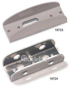 19736 by TRUCK-LITE - 19 Series Lamp Guard, Aluminum