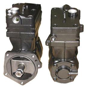 4127040087X by HALDEX - Reman. WABCO Air Compressor