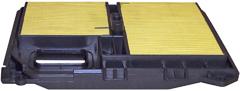 PA4922 by BALDWIN - Panel Air Element