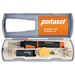 PP-1K by PORTASOL - Cordless Self Igniting Soldering and Heat Tool Kit