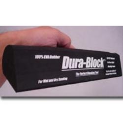 AF4406 by TRADE ASSOCIATES - Dura-Block Tear Drop Sanding Block