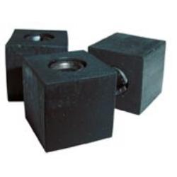 40164 by ALC KEYSCO - Rubber Sealing Block for Pressure Blast Handles, 3 Pack