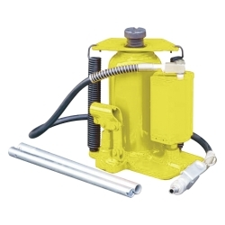10446 by ESCO EQUIPMENT - Yellow Jackit 20 Ton Air/Hydraulic Bottle Jack