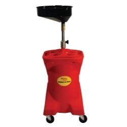 JDI-27GFD by JOHN DOW INDUSTRIES - 27-Gallon Portable Poly Oil Drain