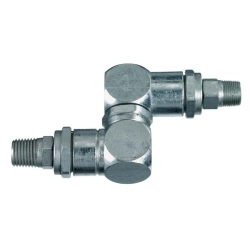 83594 by LINCOLN INDUSTRIAL - High Pressure Universal Swivel