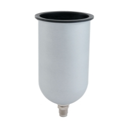 6685 by SHARPE - 23 Oz. Capacity Razor® Aluminum Gravity Feed Cup
