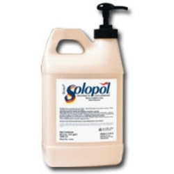 30384 by STOCKHAM - Solopol Hand Cleaner - 1/2 Gallon Pump Top Bottle