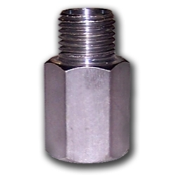 7892 by INNOVATIVE PRODUCTS OF AMERICA - 14mm to 12mm Spark Plug Thread Adapter