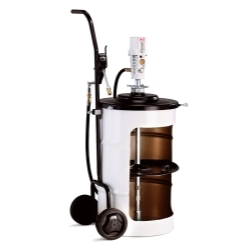320 by SAMSON - Economy Portable Grease Pump for 120 lb. Keg