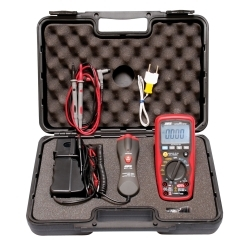 597IR by ELECTRO-MOTIVE DIESEL - Premium Automotive Digital Multimeter with IR Thermometer