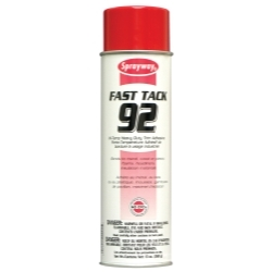 092 by SPRAYWAY - Fast Tack Hi-Temp Heavy-Duty Trim Adhesive