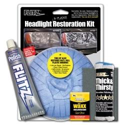 HR 31501 by FLITZ - Headlights Restoration Kit