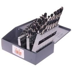 "29KK5 by R W THOMPSON INC - KnKut 29 Piece Jobber Length Drill Bit Set 1/16""-1/2"" by 64ths"