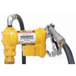 SD1202 by TUTHILL CORP - 12 Volt Cast IronDC Fuel Transfer Pump