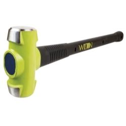 "40624 by WILTON - 6 Lb. Head, 24"" BASH Soft Face Sledge Hammer"