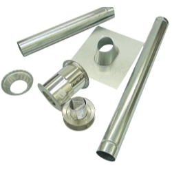 """F102860 by MR. HEATER, INC. - Vent Kit - Horizontal, 4"""" for MRHF260430/260440"""