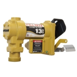 SD602G by TUTHILL CORP - 115V AC Pump with Manual Nozzle
