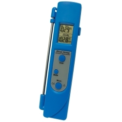 52226 by MASTERCOOL - Dual Temp Plus Infrared Probe Thermometer