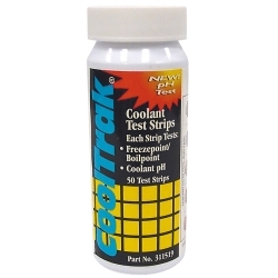 311519 by ENVIRONMENTAL TEST SYSTEM - CoolTrak® Coolant Test Strip - 50 Per Bottle