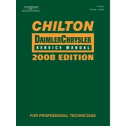 142204 by CHILTON TOTAL CAR CARE - For Chrysler 2008 SERVICE MANUAL