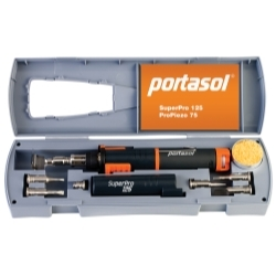 SP-1K by PORTASOL - Self Igniting Soldering Iron and Heat Tool Kit