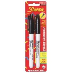 30162PP by SHARPIE - Sharpie Fine Black Permanent Marker