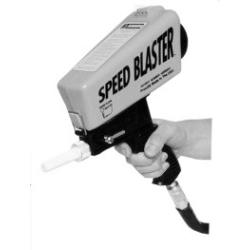 007R by UNITEC - Speed Blaster™ Sandblast Gun - Red